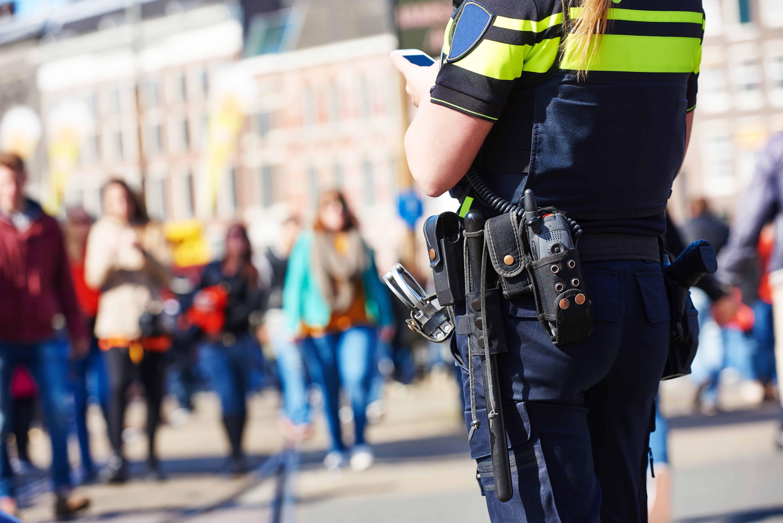 CrowdControl met politietoezicht