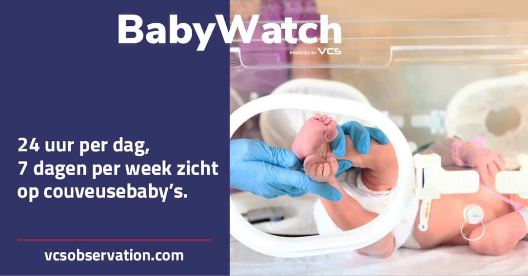 BabyWatch van VCS