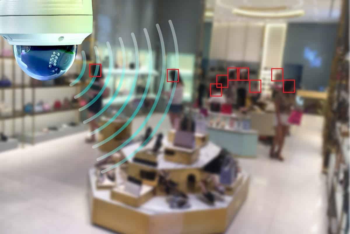 TelCamera schoenenwinkel